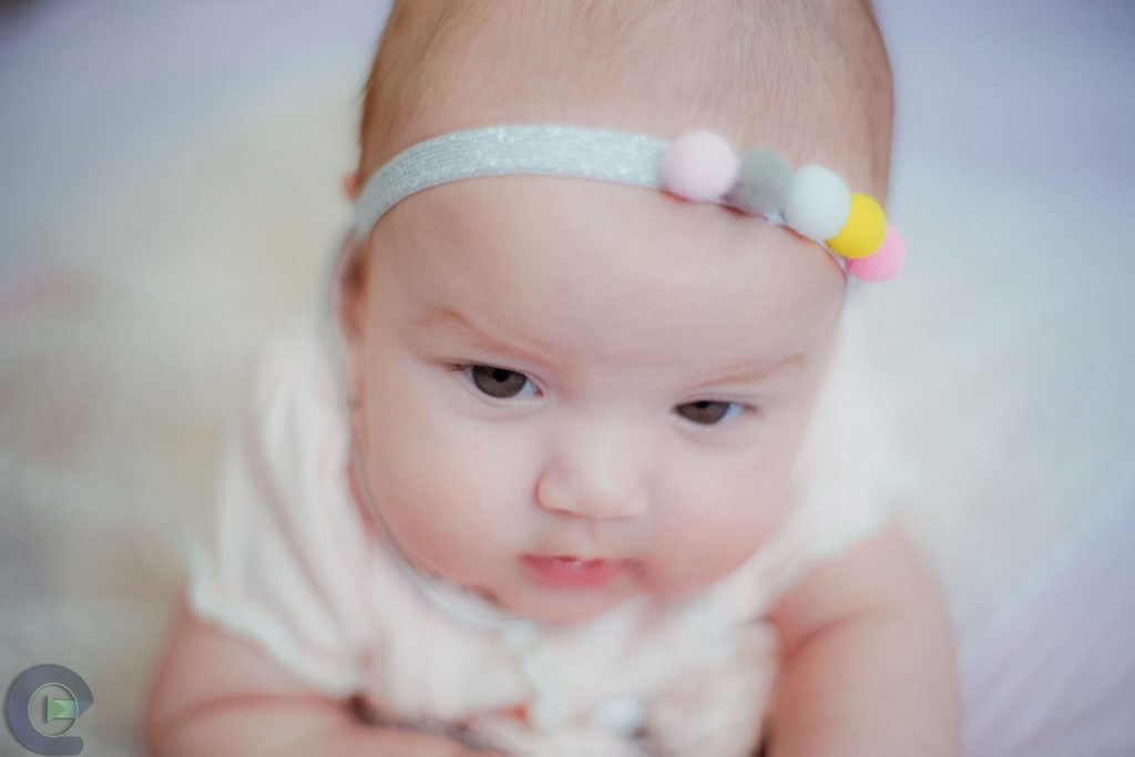 Tombiş Bebek Fotoğrafı