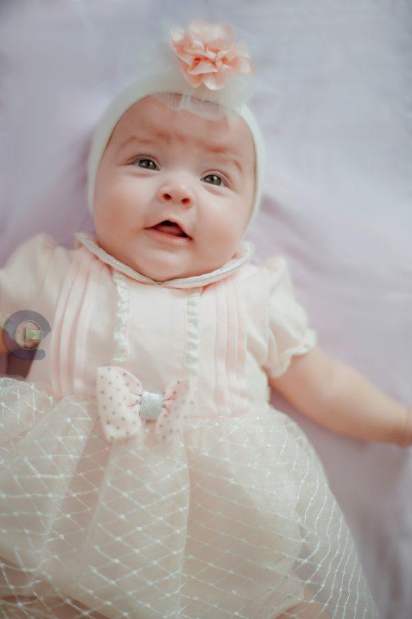 Gülen Bebek Fotoğrafı