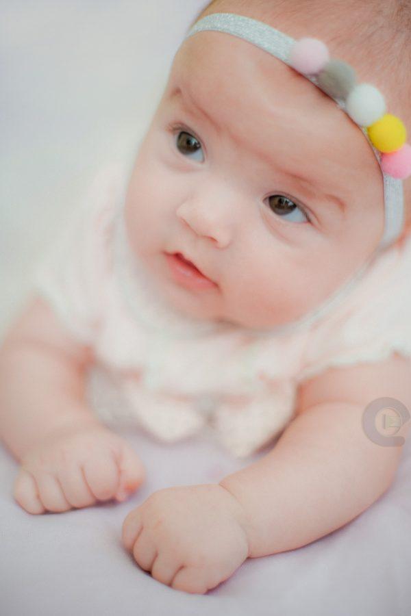 Doğal Bebek Fotoğrafı