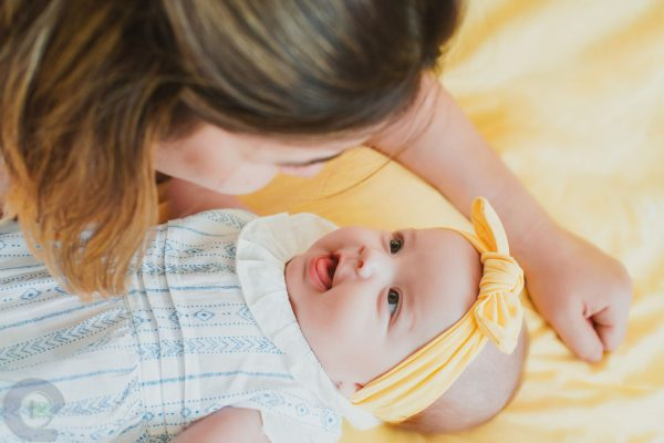 Anne ile Bebeği