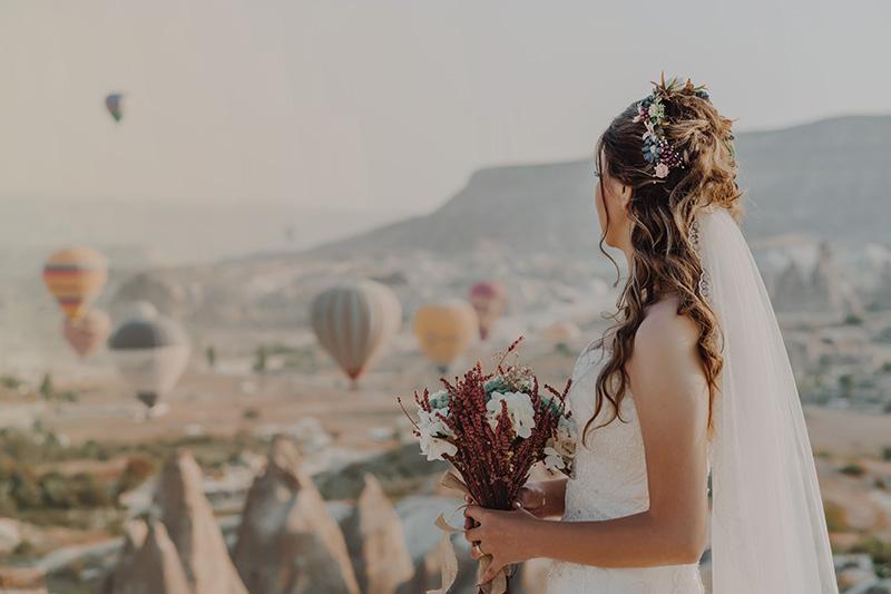 Kapadokya Dış Çekim, Ankara Düğün Fotoğrafçısı